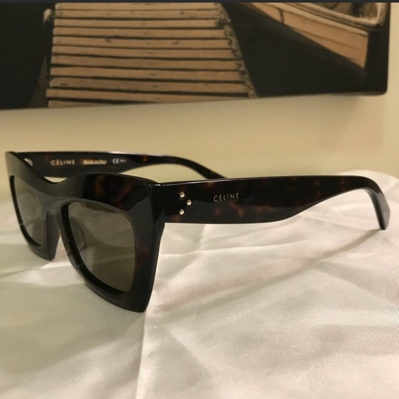 "00dc781a775b Celine Accessories - Authentic Celine ""Eva"" Sunglasses."